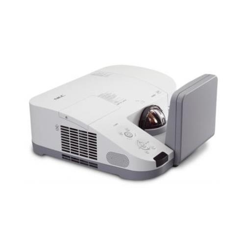 - NEC Display NP-U300X 3D Ready DLP Projector - 1080p - HDTV - 4:3 - 1024 x 768 - XGA - 2000:1 - 3000 lm - HDMI - USB - VGA - Fast Ethernet - 360 W - 2 Year Warranty