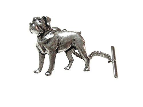 Rottweiler Dog Tie Tack