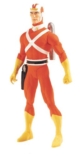 JLA Series 2 Justice League DC Direct NIB Adam Strange Action Figure