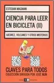 Amazon.com: Ciencia para leer en bicicleta / Science to