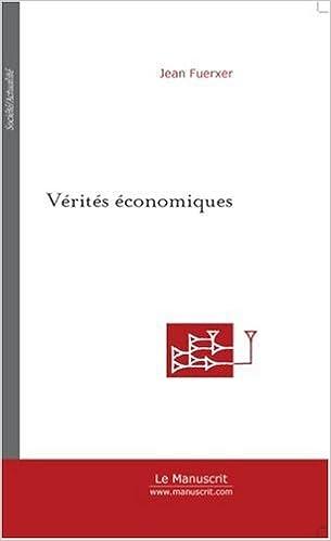 Livres Vérités économiques pdf