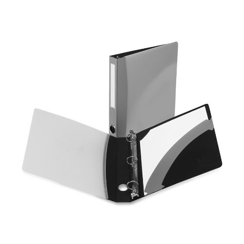 Concealed Rivet View Binder Letter - 8