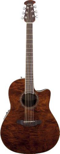 Ovation CS24P-NBM Acoustic-Electric Guitar Nutmeg