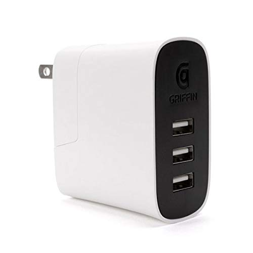 Griffin PowerBlock Universal 3-Port Charger