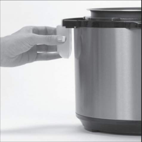 WAL3 and WAL4 PPC780 PPC773 6 qt, 8 qt and 10 qt Condensation Collector or Water Collector for Power Pressure Cooker XL PPC770 PPC790