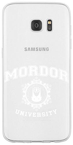 Samsung S7 Edge Caso por licaso® para el patrón de Samsung S7 Edge TPU Best Friends Forever Amigos Unicornio de silicona ultra-delgada proteger su Samsung es elegante y cubierta regalo de coches Mordor University
