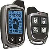 Code Alarm CA1550 / CA-1550 / CA-1550 Vehicle security/keyless entry system with 2-way LCD display transmitter