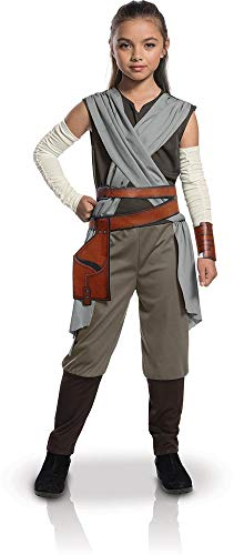 (Rubie's Star Wars Episode VIII: The Last Jedi, Child's Rey Costume,)
