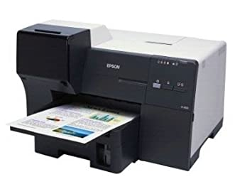 EPSON B-500DN COLOR BUSINESS INK JET PRINTER NEW