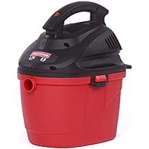 CRAFTSMAN 17611 2.5 Gallon 1.75 Peak HP Wet/Dry Vac, Portable Shop Vacuum with Attachments