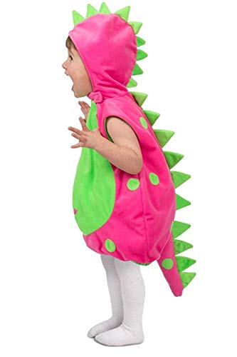 Princess Paradise Dot The Dino Child's Costume, 18M]()