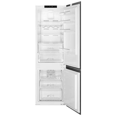 Smeg C8174TN2P Independiente 254L A++ Color blanco nevera y ...