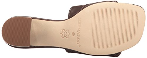 Gant Slide Bridget Sandale Espresso Slide Femmes Gant Bernardo qPw7PE
