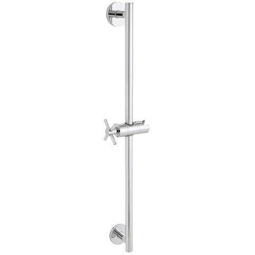 - Speakman SA-1002 Neo Adjustable Slide Bar for Handheld Shower, Polished Chrome