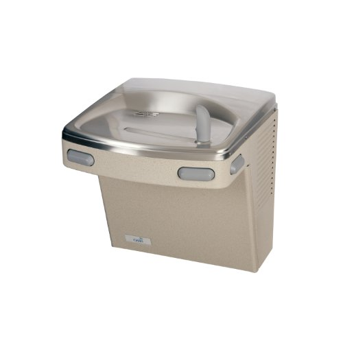 Commercial Water Fountains - Oasis P8AC Versacooler II Barrier-Free ADA Compliant Cool Water Drinking Fountain, Sandstone