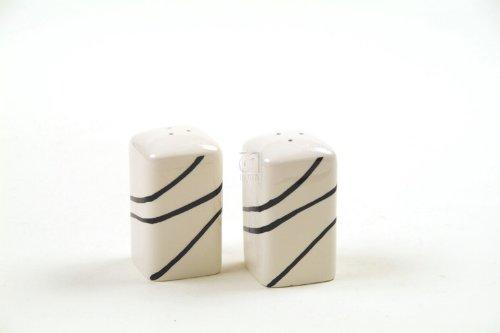 Corelle Simple Lines Salt and Pepper Set