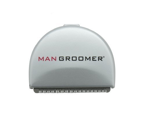 MANGROOMER Do-It-Yourself Electric Back Hair Shaver Premium Replacement Head by MANGROOMER