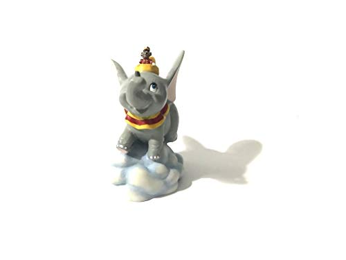 Lenox Thimble - Lenox Disney Magic Thimble Collection Dumbo Figurine