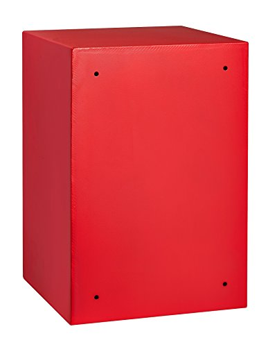 AdirOffice Security Safe with Digital Lock - Red - 2.32 Cubic Feet by Adir Corp. (Image #5)