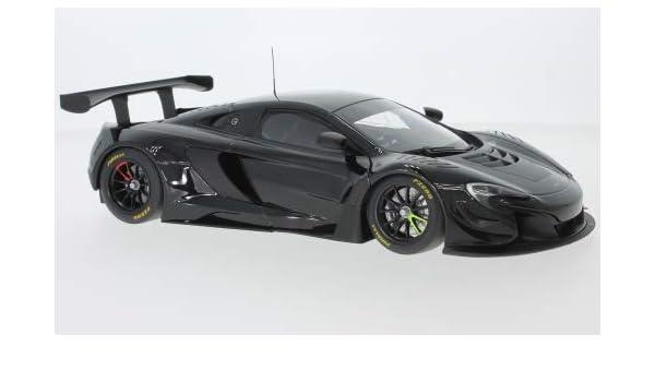 Mclaren 650s Gt3 >> Amazon Com Mclaren 650s Gt3 Black 2014 Model Car