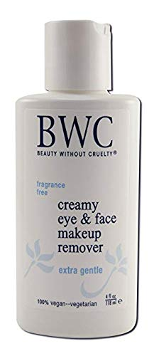 Beauty Without Cruelty Creamy Eye Make-up Remover, 4 fl. oz. - Pack of 4 by Beauty Without Cruelty (Image #1)