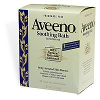 AVEENO Soothing Bath Treatment 8 packs - 4