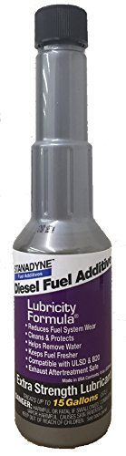 Stanadyne 38559 Diesel Lubricity Formula, 8 oz