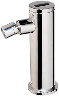 ZJN-JN 蛇口 センサー浴室自動ハンズフリータッチ節水誘導電気水道水流域シングルコールド蛇口 台付