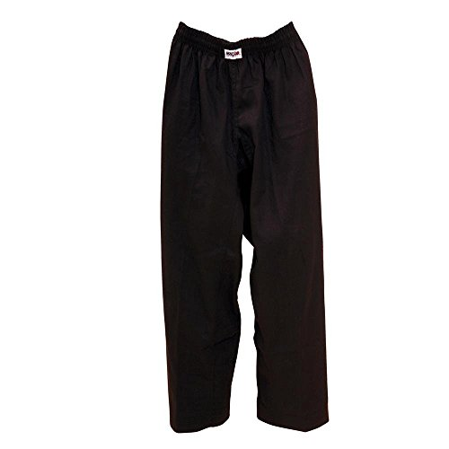 Macho 7oz Student Karate Gi Pants - Black / Size 2