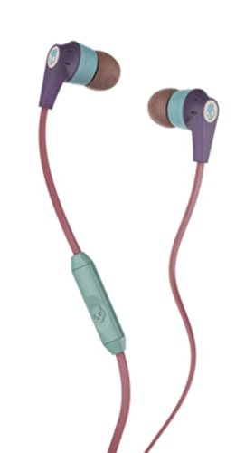 Skullcandy INK'D 2 Supreme Sound Ear Buds w/Microphone & Remote Forest Green