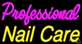 Professional Nail Care Neon Sign - 20'' x 37''