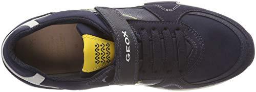Geox J D navy C4002 Alfier Sneakers Basses Garçon Bleu rrqdC
