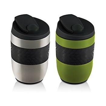 Amazon Com Hamilton Beach Compact Espresso Travel Mug