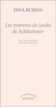 Les pommes du jardin de Schlitzbuter par Dina Il'inicna Rubina