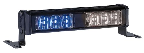 Dl Hd Dash/Deck Light, LED, Blu/Wh, 7-1/8 W ()