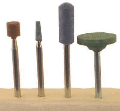 4 pc. Mini Mounted Stone Set (Stone Mounted Mini)
