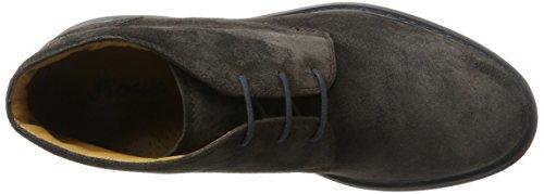 Sioux Herren Bisuru Chukka Boots Grau (Slate)