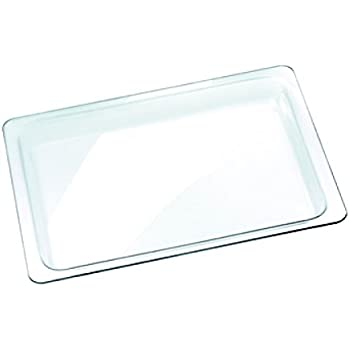 Amazon Com Ge Microwave Oven Glass Plate Tray 16 1 4 Quot X