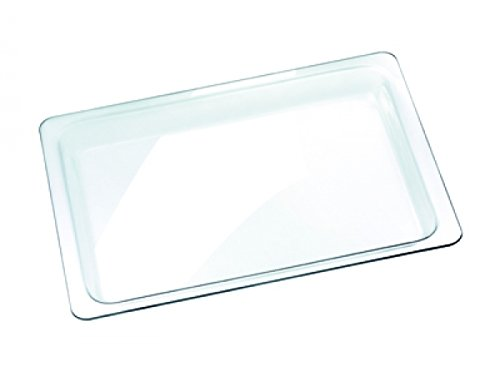 Miele Appliance Accessories - Miele 60cm Glass Tray for Speed Ovens