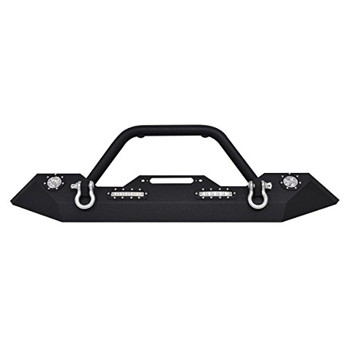 wrangler jeep bumpers - 4