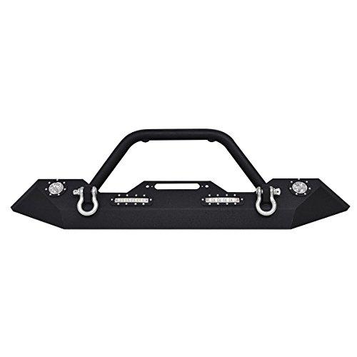 jk wrangler front bumper - 2