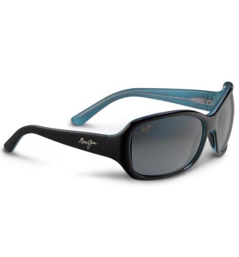 Maui Jim Pearl City Polarized Glass Sunglasses