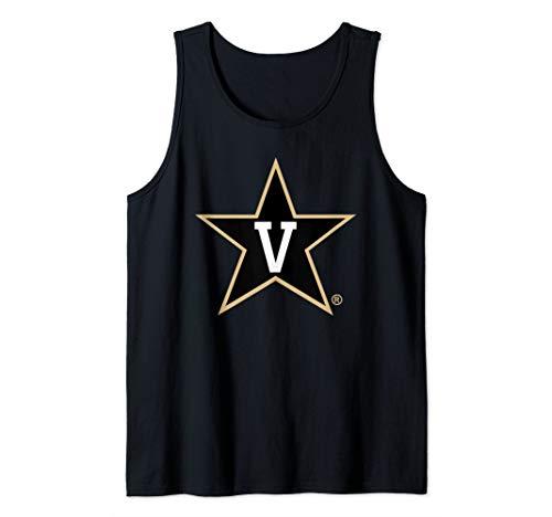 - Vanderbilt Commodores VU NCAA PPVAN01 Tank Top