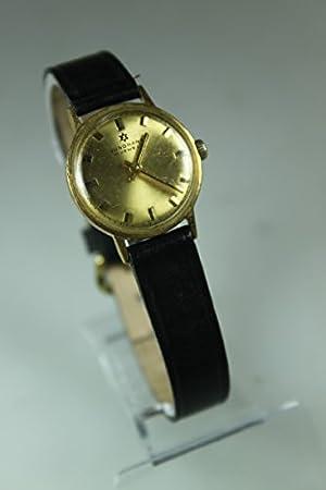 Junghans 17 jewels reloj de pulsera para mujer: Amazon.es: Juguetes y juegos