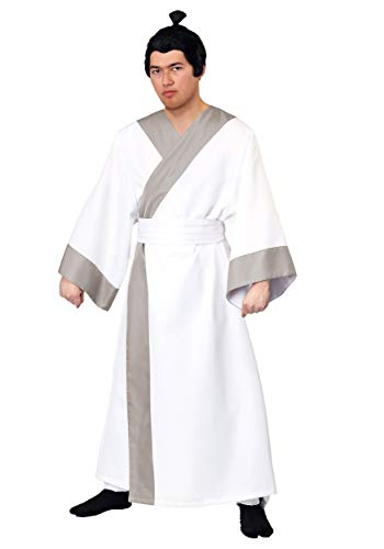Samurai Jack Adult Costume Standard White -