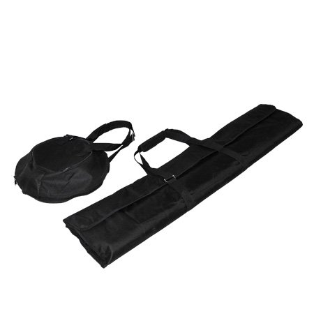 Two Well Designed Carrying Case Set for Dance Pole