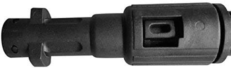 Curved Nozzle Acreny 150 bar Dirt Sprenger Turbo Lanze Rotierend Power D/üse Db150 f/ür Karcher K2-K7