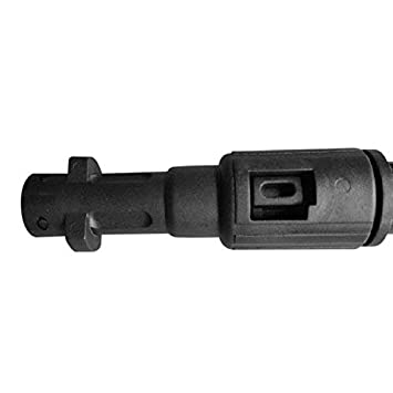 Dirt Blaster Lance Turbo Bec Rotatif Puissance 150 Barre pour K/ärcher K2-K7 Straight Nozzle Haloku Voiture Rondelle