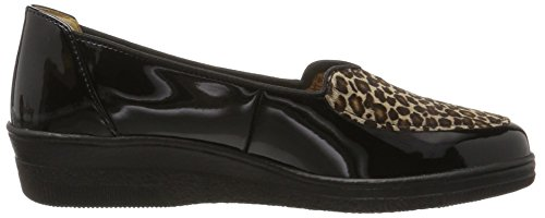 Nero 87 Natur Scarpe Shoes Gabor Donna Schwarz Basic Comfort OBnfq