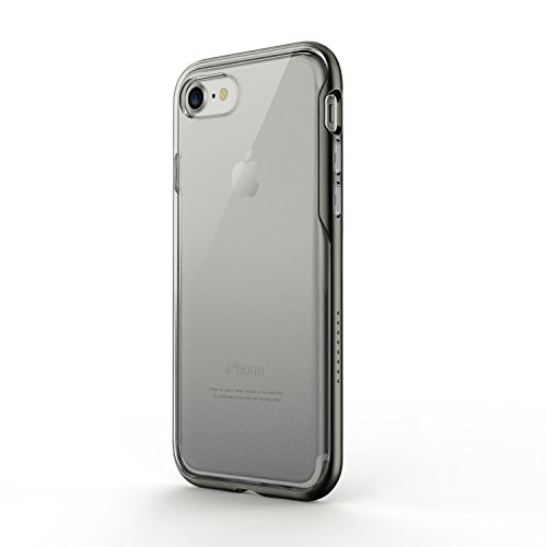 iPhone 7 Case, Anker Ice-Case Lite Clear Protective Case for iPhone 7 with Hard Bumper Frame and Enhanced Grip for iPhone 7 ONLY